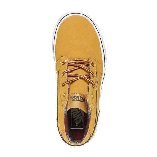 Sneakers Vans da bambino vans, giallo, 401-8235 - 19