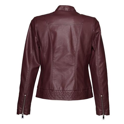 Giacca da donna color bordeaux bata, rosso, 971-5184 - 26