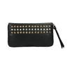 Portafoglio da donna con borchie bata, nero, 941-6140 - 26
