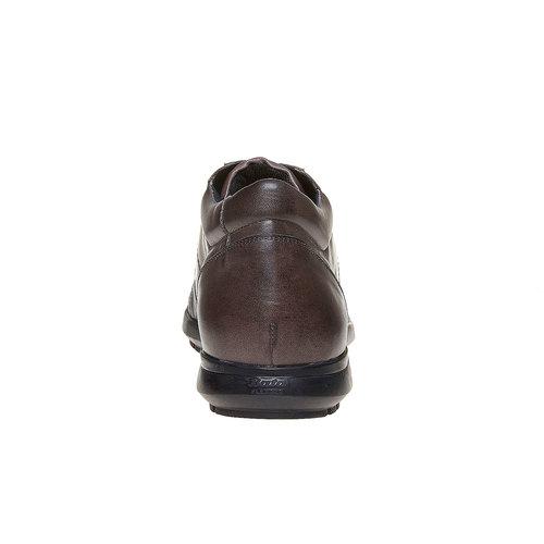 Sneakers da uomo con suola strutturata. flexible, grigio, 844-2205 - 17