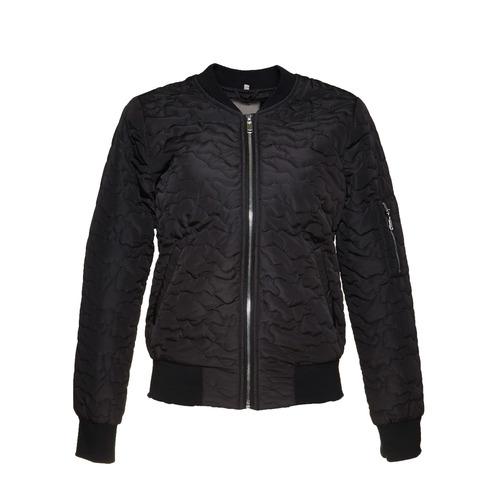 Giacca da donna in stile Bomber bata, nero, 979-6651 - 13