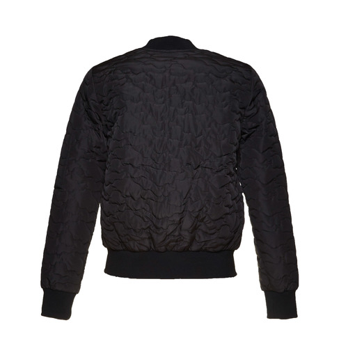 Giacca da donna in stile Bomber bata, nero, 979-6651 - 26