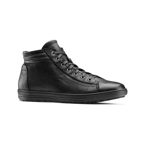 Sneakers da donna alla caviglia bata, nero, 594-6659 - 13