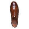 Scarpe basse verniciate da donna bata, marrone, 511-3194 - 19