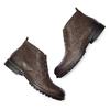 Scarpe da uomo in stile Chukka Boots bata, marrone, 894-4282 - 19