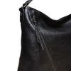 Borsetta da donna con cerniere bata, nero, 961-6127 - 17
