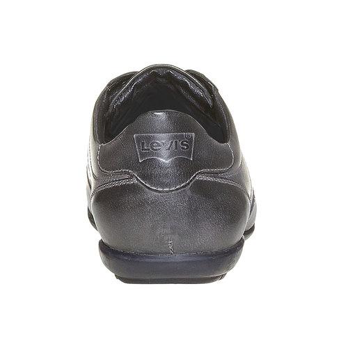 Sneakers informali da uomo levis, grigio, 844-2293 - 17
