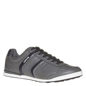 Sneakers informali da uomo levis, grigio, 841-2210 - 13