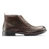 Scarpe da uomo in stile Chukka Boots bata, marrone, 894-4282 - 26