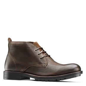 Scarpe da uomo in stile Chukka Boots bata, marrone, 894-4282 - 13
