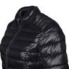 Giacca nera con cuciture bata, nero, 979-6637 - 16