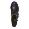 Stivali con cuciture mini-b, nero, 391-6202 - 19