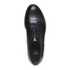 Scarpe Oxford casual in pelle bata, nero, 824-6449 - 19