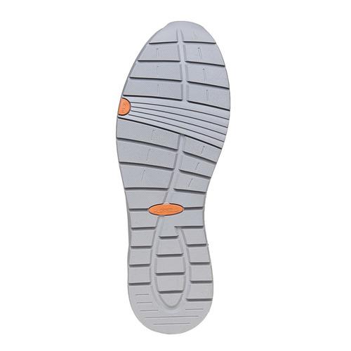 Scarpe casual da uomo Chukka flexible, viola, 846-9696 - 26