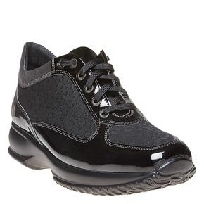 Sneakers eleganti da donna bata, nero, 524-6212 - 13