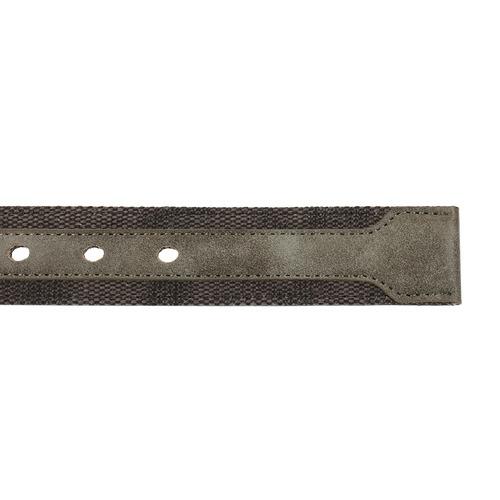 Cintura casual in tessuto bata, marrone, 959-4261 - 16