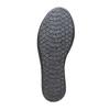 Sneakers alla caviglia da donna con cuciture bata, nero, 691-6390 - 26