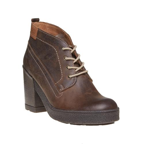 Scarpe da donna alla caviglia weinbrenner, marrone, 794-4500 - 13