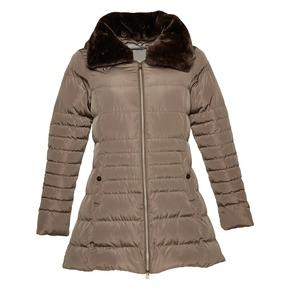 Giacca invernale lunga bata, marrone, 979-8649 - 13