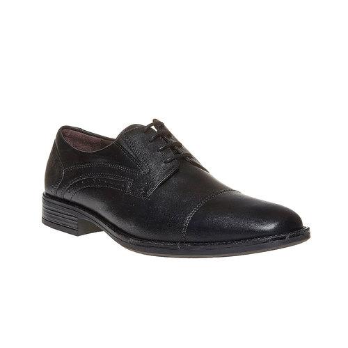 Scarpe da uomo in stile Derby, nero, 824-6682 - 13