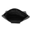 Borsetta da donna con manici in metallo bata, nero, 961-6789 - 15