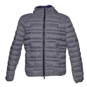 Giacca da uomo con cappuccio bata, grigio, 979-2627 - 13