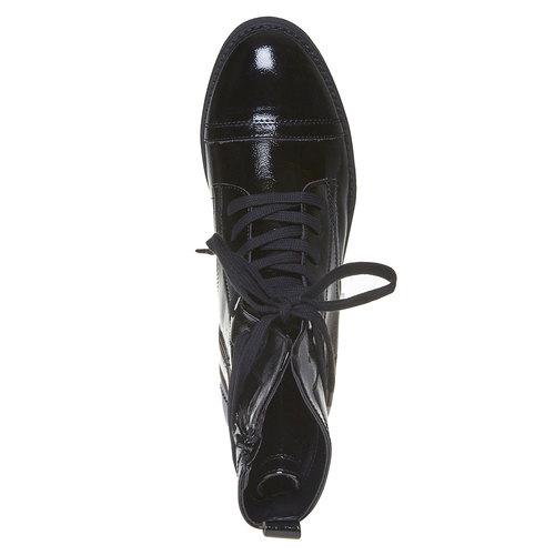 Calzatura alla Caviglia da Donna bata, nero, 591-6121 - 19