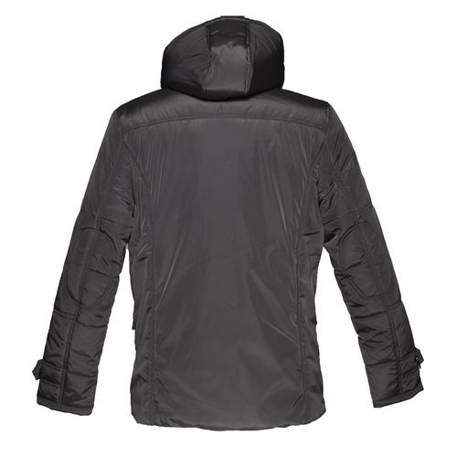 Giacca da uomo con tasche eleganti bata, grigio, 979-2634 - 26