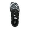 Sneaker sportive da donna con stampa adidas, nero, 509-6535 - 19
