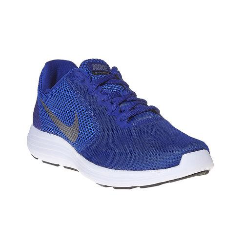 Sneakers da uomo nike, viola, 809-9322 - 13