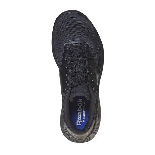 Sneakers nere da uomo reebok, nero, 809-6732 - 19