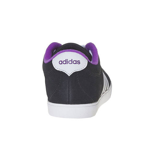 Sneakers da donna in pelle adidas, nero, 503-6201 - 17