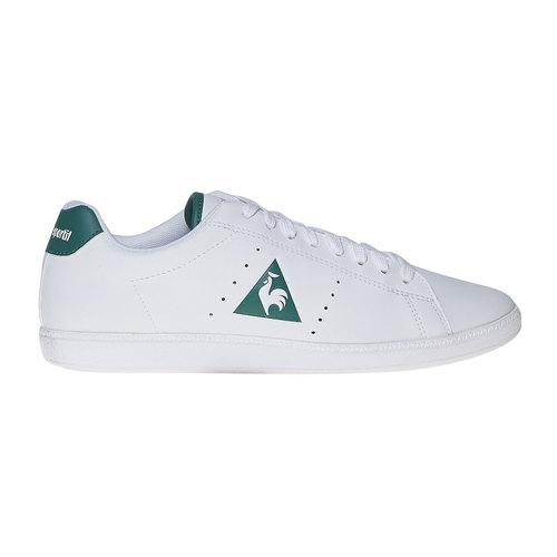 Sneakers informali da uomo le-coq-sportif, verde, 801-7346 - 15