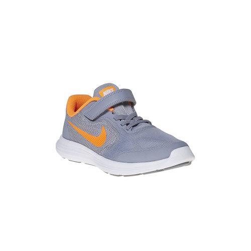 Sneakers da bambino nike, grigio, 309-2322 - 13
