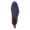 Scarpe da uomo in stile Chukka bata-the-shoemaker, blu, 893-9702 - 19
