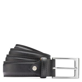 Cintura da uomo bata, nero, 954-6828 - 13