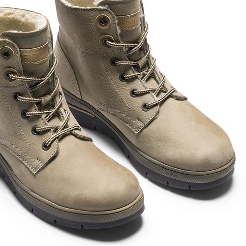 Scarpe alla caviglia con isolamento termico weinbrenner, grigio, 596-2108 - 19