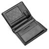 Portafoglio da uomo in pelle bata, nero, 944-6121 - 15