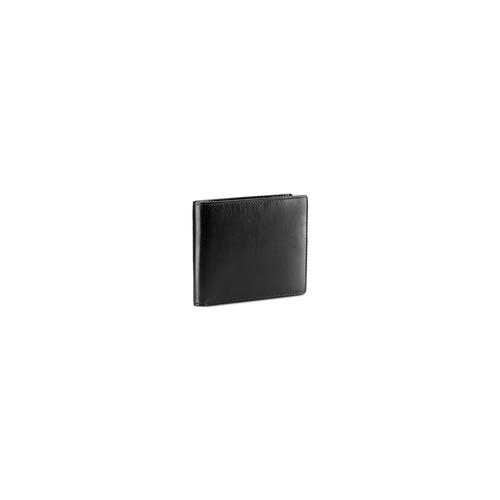 Portafoglio da uomo in pelle bata, nero, 944-6122 - 13