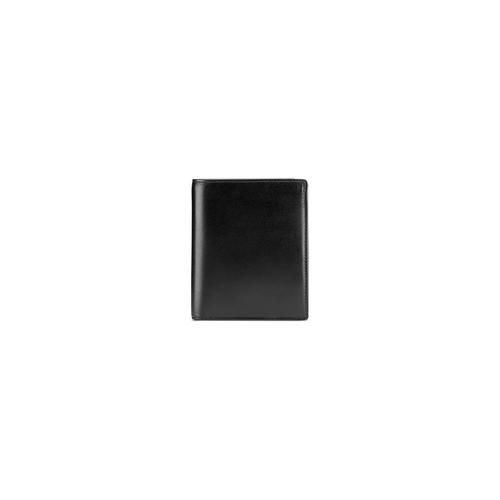 Portafoglio da uomo in pelle bata, nero, 944-6121 - 26