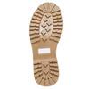 Scarpe in pelle con suola a carro armato weinbrenner, bianco, 596-1546 - 26