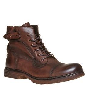 Calzatura uomo, marrone, 896-4569 - 13