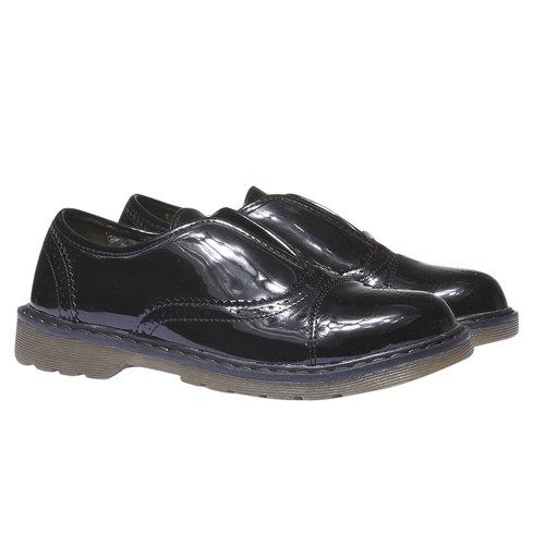 Scarpe bambini mini-b, nero, 321-6370 - 26
