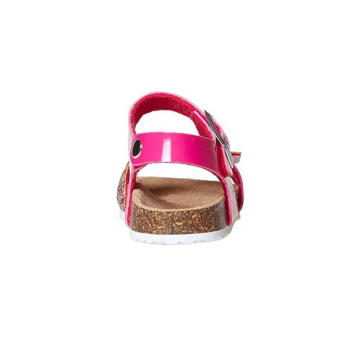 sandalo bimba mini-b, rosso, 261-5171 - 17