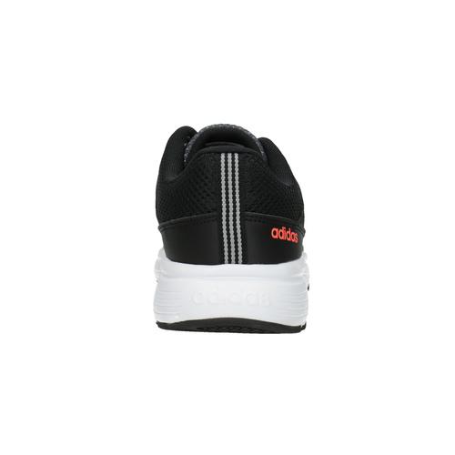 Sneakers sportive da bambino adidas, nero, 409-6230 - 17