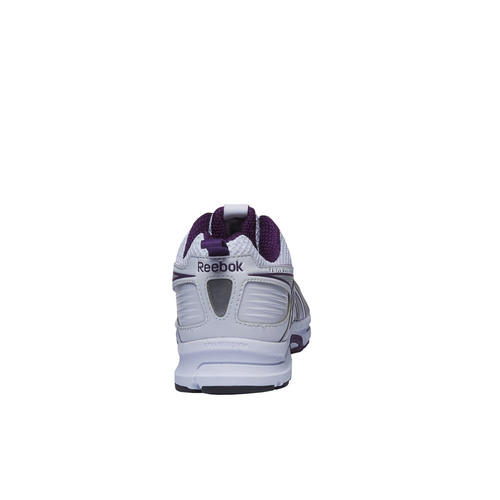 scarpa sportiva da donna reebok, bianco, 509-1690 - 17