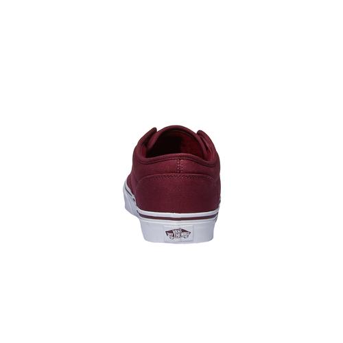 Sneakers da uomo vans, rosso, 889-5960 - 17