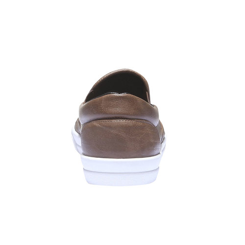 Scarpe uomo north-star, marrone, 831-8111 - 17