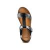 Sandali da donna bata, nero, 561-6295 - 17