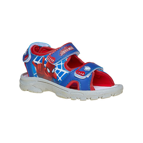 Sandali per bambino con Spiderman spiderman, blu, 261-9151 - 13